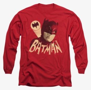 b5097a382d8 Dorkees - Com - Batman - The Bat Signal Long Sleeve - Long-sleeved T