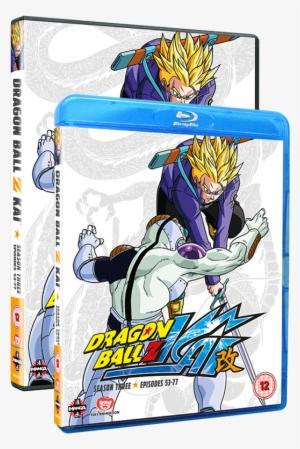 cde5d9621e88af Dragon Ball Z Kai Season Three - Dragon Ball Z Kai Dvd  874959