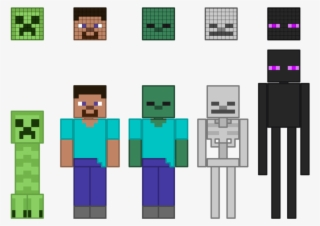 Minecraft Character PNG, Transparent Minecraft Character PNG Image