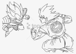Goku And Vegeta Png Transparent Goku And Vegeta Png Image Free