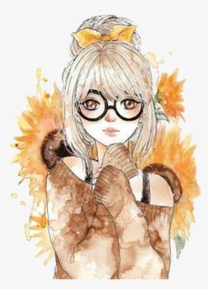 tumblr kawaii girl tumblrgirl aesthetic girl drawing
