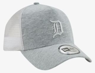 the latest 09853 aa665 Detroit Tigers New Era Essential Jersey E-frame Grey - Baseball Cap  9696675