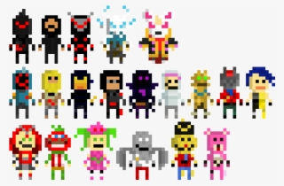 Pixel Art Png Transparent Pixel Art Png Image Free Download